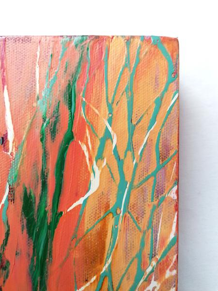 Wildwood detail (c) Gwyn Ardyth